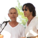 Beeb Birtles and Rick Springfield