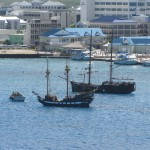 Pirate Ships in Grand Cayman