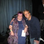 Trish with Doug Davidson