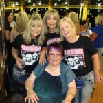 These ladies came all the way from Oz for the Zoot reunion