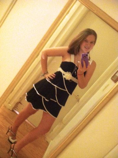 Diana's Homecoming Dress
